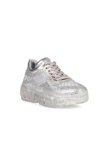 Oblavion Sneakers Gümüş
